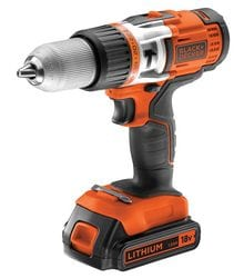 Perceuse Visseuse 18V Black Decker