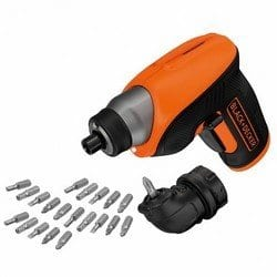 Visseuse Black + Decker CS3652LCAT-QW