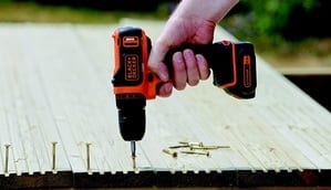 BLACK+DECKER perceuse visseuse